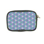 Colorful Retro Geometric Pattern Coin Purse Back