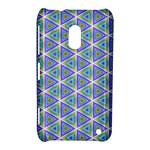 Colorful Retro Geometric Pattern Nokia Lumia 620