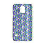 Colorful Retro Geometric Pattern Samsung Galaxy S5 Hardshell Case