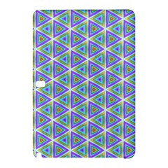 Colorful Retro Geometric Pattern Samsung Galaxy Tab Pro 10 1 Hardshell Case