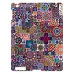 Ornamental Mosaic Background Apple iPad 3/4 Hardshell Case