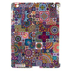 Ornamental Mosaic Background Apple Ipad 3/4 Hardshell Case (compatible With Smart Cover) by TastefulDesigns