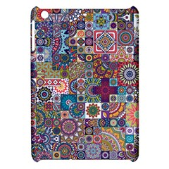 Ornamental Mosaic Background Apple Ipad Mini Hardshell Case
