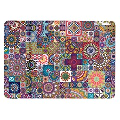 Ornamental Mosaic Background Samsung Galaxy Tab 8 9  P7300 Flip Case