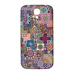 Ornamental Mosaic Background Samsung Galaxy S4 I9500/I9505  Hardshell Back Case Front