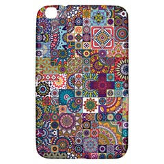Ornamental Mosaic Background Samsung Galaxy Tab 3 (8 ) T3100 Hardshell Case