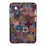 Ornamental Mosaic Background Samsung Galaxy Tab 2 (7 ) P3100 Hardshell Case