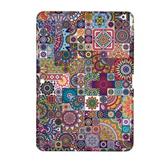 Ornamental Mosaic Background Samsung Galaxy Tab 2 (10 1 ) P5100 Hardshell Case