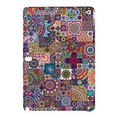 Ornamental Mosaic Background Samsung Galaxy Tab Pro 10.1 Hardshell Case