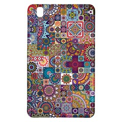 Ornamental Mosaic Background Samsung Galaxy Tab Pro 8 4 Hardshell Case