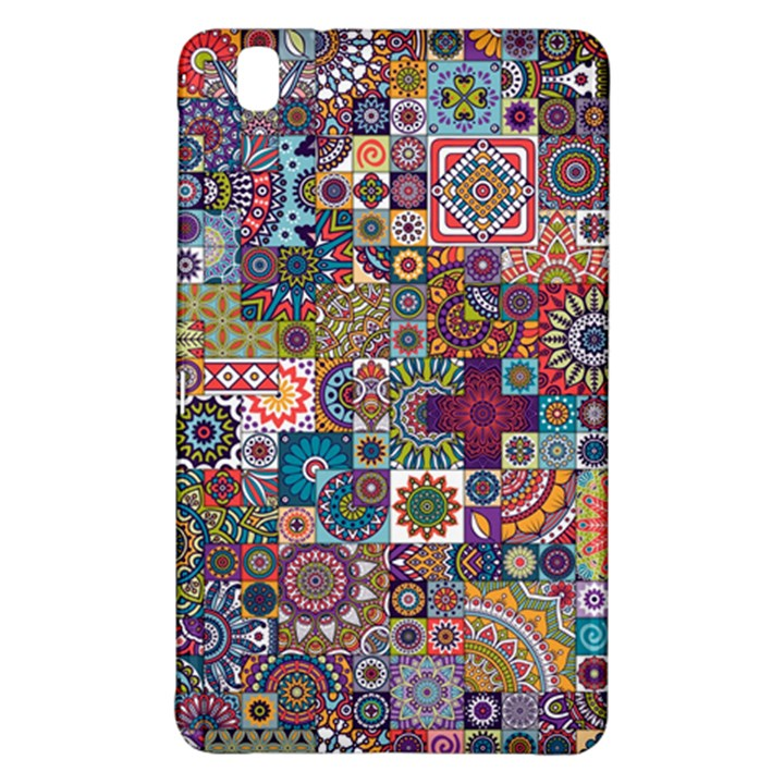 Ornamental Mosaic Background Samsung Galaxy Tab Pro 8.4 Hardshell Case