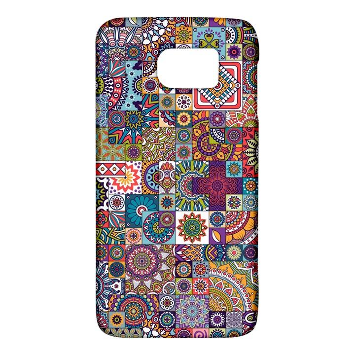 Ornamental Mosaic Background Galaxy S6