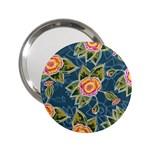 Floral Fantsy Pattern 2.25  Handbag Mirrors