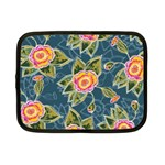Floral Fantsy Pattern Netbook Case (Small)  Front