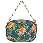 Floral Fantsy Pattern Chain Purses (One Side)  Front