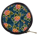 Floral Fantsy Pattern Mini Makeup Bags