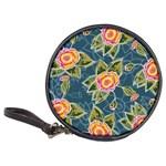 Floral Fantsy Pattern Classic 20-CD Wallets