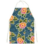 Floral Fantsy Pattern Full Print Aprons