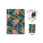 Floral Fantsy Pattern Playing Cards (Mini)