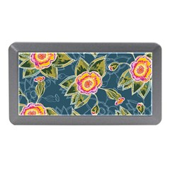 Floral Fantsy Pattern Memory Card Reader (mini) by DanaeStudio