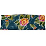 Floral Fantsy Pattern Body Pillow Case Dakimakura (Two Sides) Back