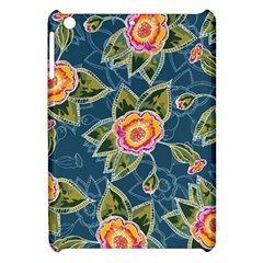 Floral Fantsy Pattern Apple Ipad Mini Hardshell Case by DanaeStudio