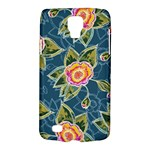 Floral Fantsy Pattern Galaxy S4 Active