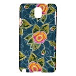 Floral Fantsy Pattern Samsung Galaxy Note 3 N9005 Hardshell Case