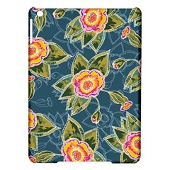 Floral Fantsy Pattern Ipad Air Hardshell Cases by DanaeStudio