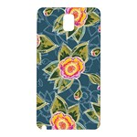 Floral Fantsy Pattern Samsung Galaxy Note 3 N9005 Hardshell Back Case