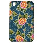 Floral Fantsy Pattern Samsung Galaxy Tab Pro 8.4 Hardshell Case
