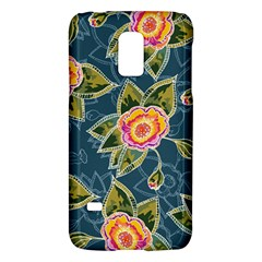 Floral Fantsy Pattern Galaxy S5 Mini by DanaeStudio