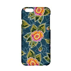 Floral Fantsy Pattern Apple Iphone 6/6s Hardshell Case