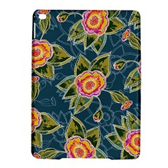 Floral Fantsy Pattern Ipad Air 2 Hardshell Cases by DanaeStudio