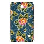 Floral Fantsy Pattern Samsung Galaxy Tab 4 (7 ) Hardshell Case