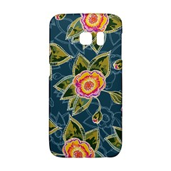 Floral Fantsy Pattern Galaxy S6 Edge by DanaeStudio