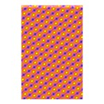Vibrant Retro Diamond Pattern Shower Curtain 48  x 72  (Small)  42.18 x64.8 Curtain