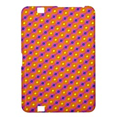 Vibrant Retro Diamond Pattern Kindle Fire Hd 8 9  by DanaeStudio