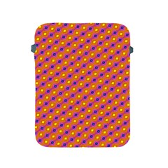 Vibrant Retro Diamond Pattern Apple iPad 2/3/4 Protective Soft Cases
