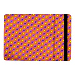 Vibrant Retro Diamond Pattern Samsung Galaxy Tab Pro 10.1  Flip Case