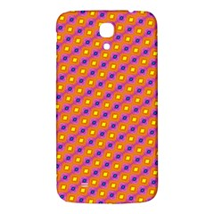 Vibrant Retro Diamond Pattern Samsung Galaxy Mega I9200 Hardshell Back Case