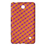 Vibrant Retro Diamond Pattern Samsung Galaxy Tab 4 (8 ) Hardshell Case