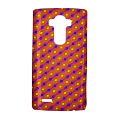Vibrant Retro Diamond Pattern LG G4 Hardshell Case
