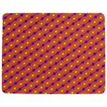 Vibrant Retro Diamond Pattern Jigsaw Puzzle Photo Stand (Rectangular)