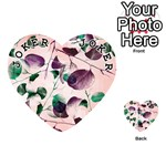 Spiral Eucalyptus Leaves Playing Cards 54 (Heart)  Front - Joker1
