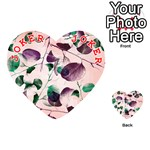 Spiral Eucalyptus Leaves Playing Cards 54 (Heart)  Front - Joker2