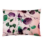 Spiral Eucalyptus Leaves Pillow Case