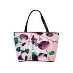 Spiral Eucalyptus Leaves Shoulder Handbags