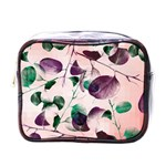 Spiral Eucalyptus Leaves Mini Toiletries Bags