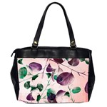 Spiral Eucalyptus Leaves Office Handbags (2 Sides)  Back
